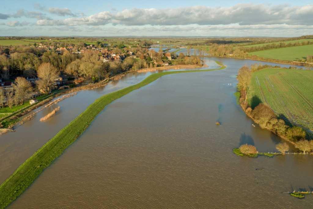 Alfriston Floods (13)