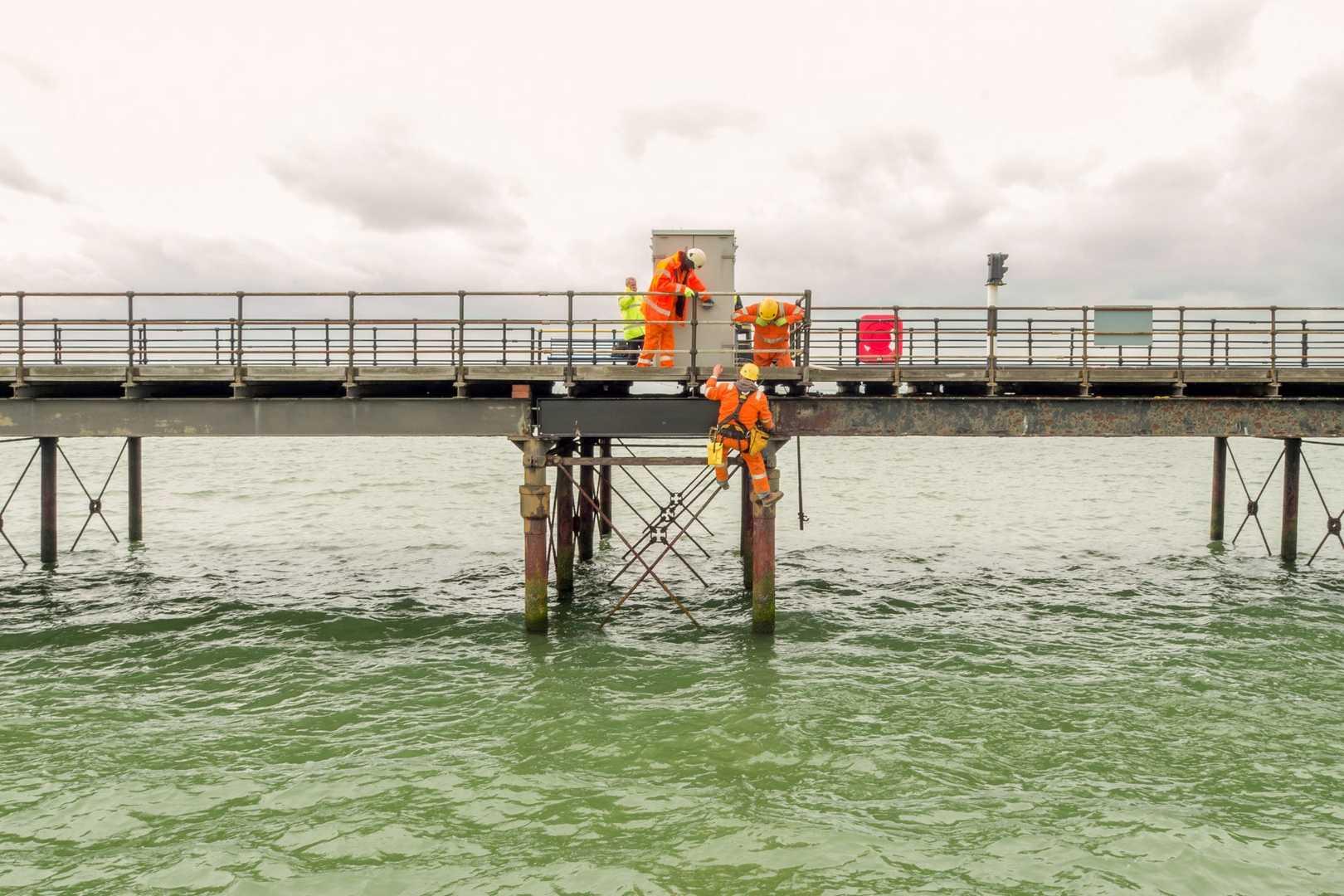 Southend Pier Visual Air