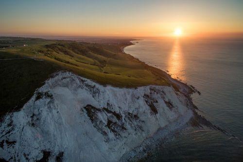 Aerial Photos Eastbourne